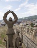 Castelo de Keller em skopje, Macedônia Imagem de Stock Royalty Free