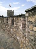 Castelo de Keller em skopje, Macedônia Fotografia de Stock