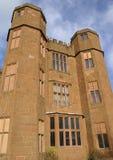 Castelo de Kenilworth em Warwickshire, Inglaterra, Europa Foto de Stock