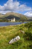 Castelo de Kilchurn Fotografia de Stock