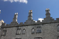 Castelo de Kilkenny Imagem de Stock Royalty Free