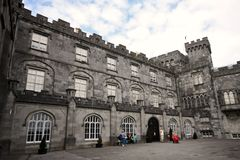 Castelo de Kilkenny, Ireland Imagem de Stock Royalty Free