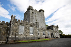 Castelo de Knappogue, ireland Foto de Stock