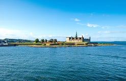 Castelo de Kronborg, Fotos de Stock Royalty Free