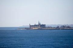 Castelo de Kronborg Fotos de Stock Royalty Free