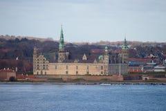Castelo de Kronborg Imagem de Stock Royalty Free