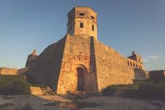 Castelo de Krzyztopor perto de Opatow, Polônia Foto de Stock