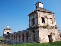 Castelo de Krzyztopor, Ujazd, Poland Fotos de Stock Royalty Free