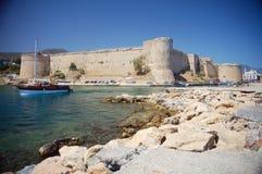 Castelo de Kyrenia Fotografia de Stock Royalty Free