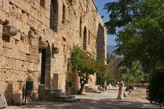 Castelo de Kyrenia, Kyrenia (Girne), Chipre do norte Foto de Stock