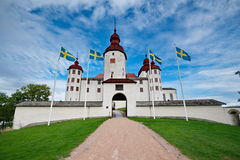Castelo de Lacko Imagens de Stock Royalty Free