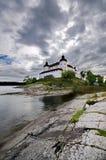 Castelo de Lacko em Sweden Imagem de Stock