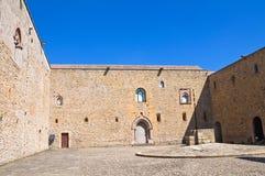 Castelo de Lagopesole Basilicata Italy fotos de stock royalty free