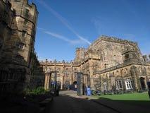 Castelo de Lancaster imagens de stock