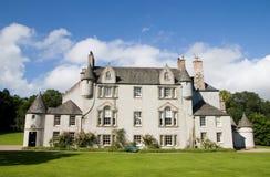 Castelo de Leith Salão fotografia de stock