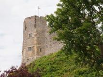 Castelo de Lewes Fotos de Stock Royalty Free