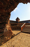 Castelo de Lida, Bielorrússia Fotografia de Stock Royalty Free