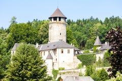 Castelo de Litschau imagem de stock royalty free