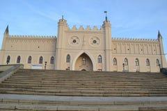 Castelo de Lublin Foto de Stock Royalty Free