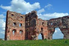 Castelo de Ludza Imagem de Stock