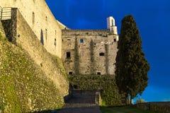 Castelo de Malaspina Imagens de Stock