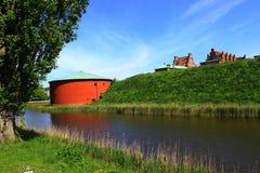 Castelo de Malmo Fotografia de Stock Royalty Free