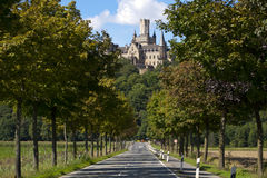 Castelo de Marienburg (Hanover) Imagem de Stock Royalty Free