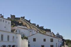 Castelo de Marvao Imagem de Stock Royalty Free