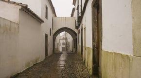 Castelo de Marvao Portugal stock image