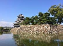 Castelo de Matsumoto Foto de Stock