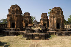 Castelo de Maung Tam Foto de Stock Royalty Free