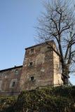 Castelo de Melegnano Fotografia de Stock Royalty Free