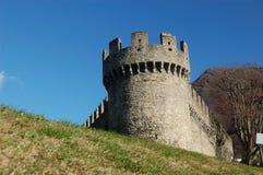 Castelo de Montebello Fotografia de Stock