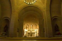Castelo de Mota do La, Valladolid. Sp Fotos de Stock Royalty Free