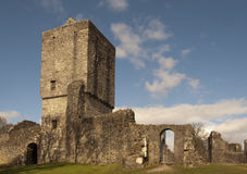 Castelo de Mugdock, Milngavie, Glasgow Imagem de Stock