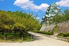 Castelo de Nagoya Imagens de Stock Royalty Free