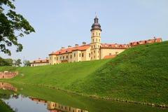 Castelo de Nesvizh belarus Imagens de Stock Royalty Free