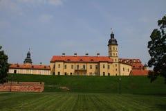 Castelo de Nesvizh belarus Imagem de Stock