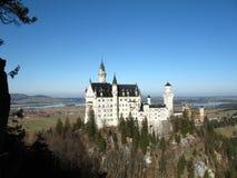 Castelo de Neuschwanstein Foto de Stock
