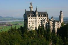 Castelo de Neuschwanstein Imagem de Stock Royalty Free