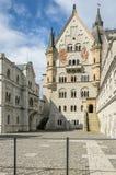Castelo de Neuschwanstein Fotos de Stock Royalty Free