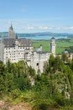 Castelo de Neuschwanstein Fotografia de Stock Royalty Free