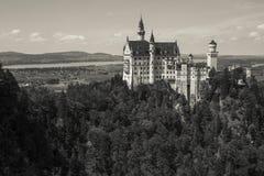 Castelo de Neuschwanstein imagens de stock royalty free
