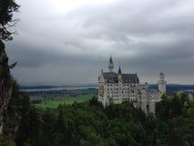 Castelo de Neuschwanstein, Baviera, Alemanha Imagem de Stock