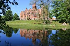 Castelo de Newmonks Imagens de Stock