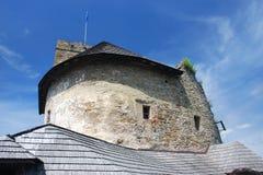 Castelo de Niedzica Fotografia de Stock