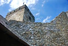Castelo de Niedzica Fotografia de Stock Royalty Free
