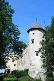 Castelo de Niedzica Imagem de Stock