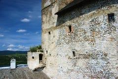 Castelo de Niedzica Foto de Stock Royalty Free