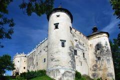 Castelo de Niedzica Fotos de Stock Royalty Free